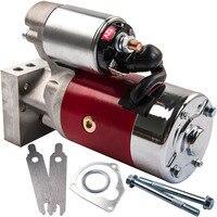 700hp pequeno e grande bloco motor de arranque para chevy gm hd mini 3hp 305 350 45|Arranque| |  -