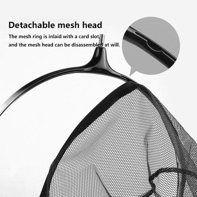 Best No.1 Head Fishing Nets Brail Nano Fishing Accessories cb5feb1b7314637725a2e7: 30CM|30CM-Set|35CM|35CM-Set|40CM|40CM-Set|45CM|45CM-Set