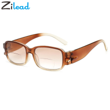 ced31615c25 Zilead Bifocal Reading Glasses Men Women Full Frame Presbyopic Eyeglasses  Readers