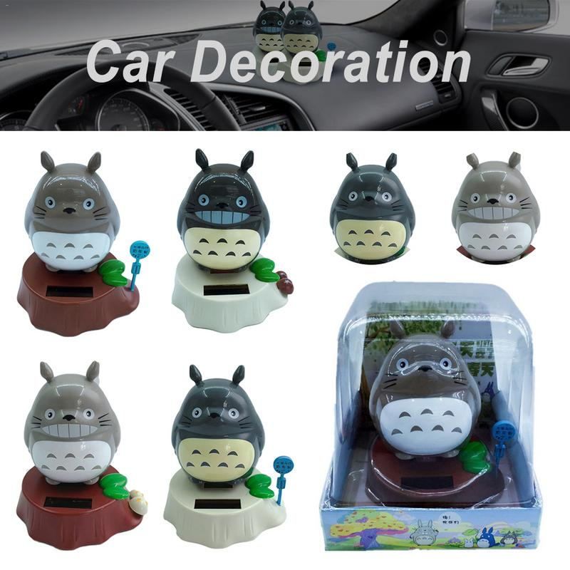 Animal Toy Solar Powered ABS Dancing Swinging Animated Gift Car Accesso