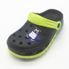 Детская обувь; украшения; летние пляжные сабо; сандалии; тапочки; обувь с милым орнаментом для маленьких мальчиков