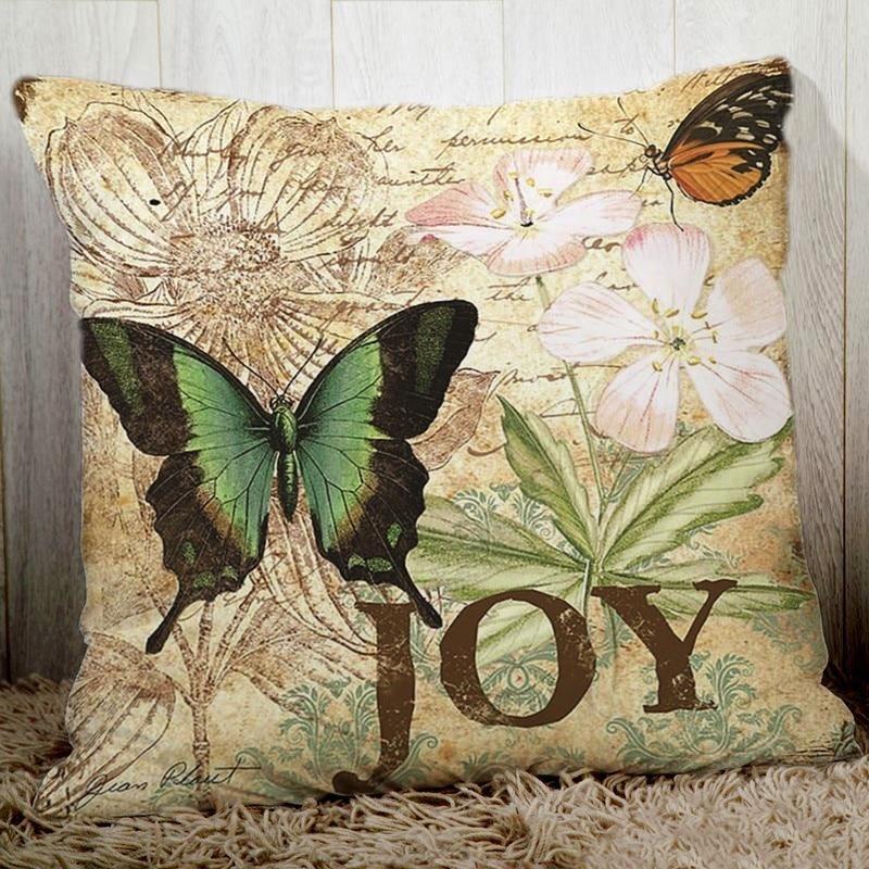 Роскошная меховая наволочка меховая подушка с лисой наволочки для декоративных подушек подушки для домашнего декора Almofadas Housse de coussin - 5
