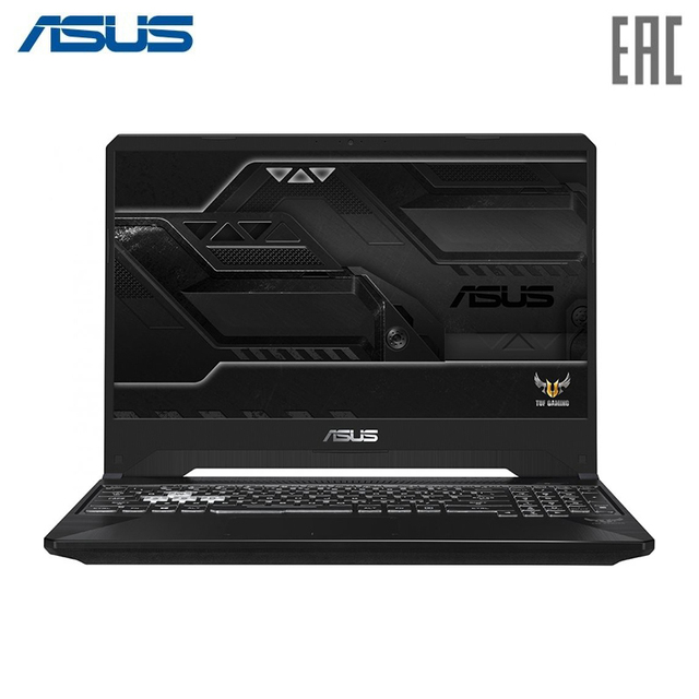 "Ноутбук ASUS ROG FX505GM Intel Core i5 8300H/16Gb/1Tb + PCIE NVME 256G M.2 SSD/No ODD/15.6"" FHD IPS Anti glare/NVIDIA GeForce GTX 1060 6Gb GDDR5/Camera/Wi-Fi/Win10 Metal (90NR0131-M05200)"
