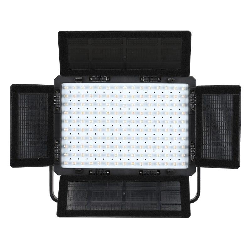 Falconeyes LED professionaalne stuudio videolamp 75W kahevärviline - Kaamera ja foto - Foto 3