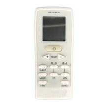 цена на universal remote control replacement GZ-12A-E1 For YORK Air Conditioner A/C conditioning remote control