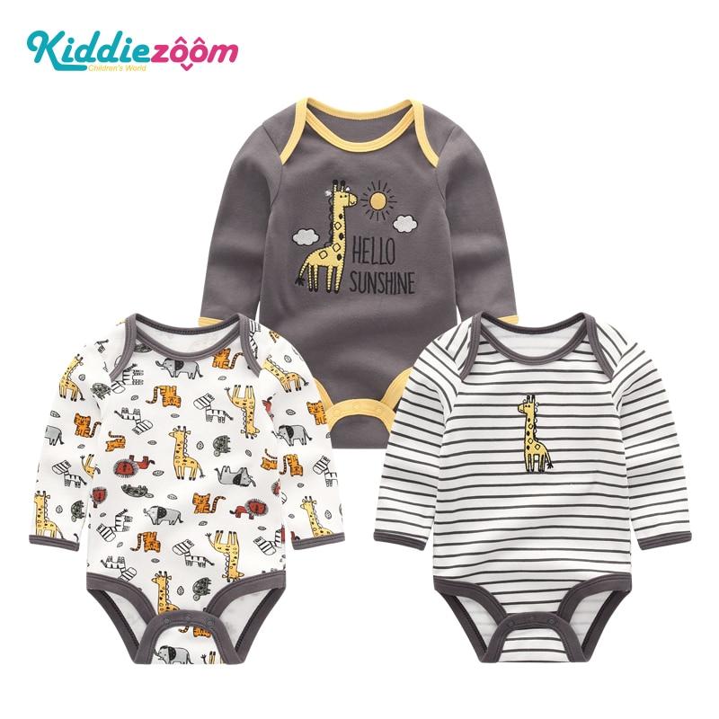 Rainbow Unicorn Baby Gifts Bodysuits Long Sleeve 6 Months