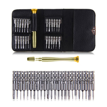 цена на 25 In 1 Mobile Phone Repair Tools Kit Torx Screwdriver Set Multi-tool Hand Tools For iPhone Tablet Watch PC Herramientas De Mano