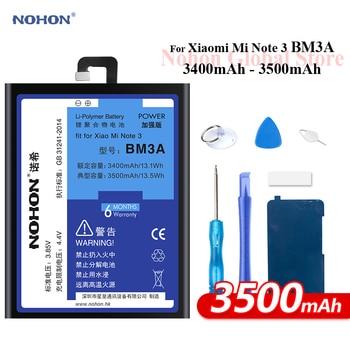 Аккумулятор Nohon для Xiaomi Note 3 Mi Note3 1