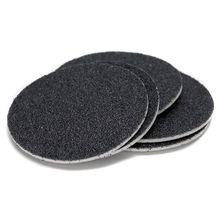 60 шт. Сменные шлифовальные диски диск, диски для Электрические роликовые пилки для стоп инструмент для удаления мозолей
