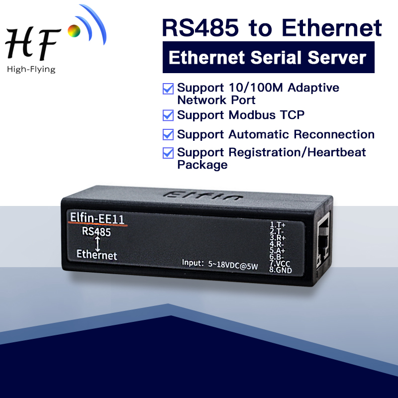 Back To Search Resultscomputer & Office Charitable Wifi Module Smallest Elfin-eg11 Serial Port Device Connect To Network Modbu Tpc Ip Function Rj45 Rs485 To Gsm Gprs Serial Server