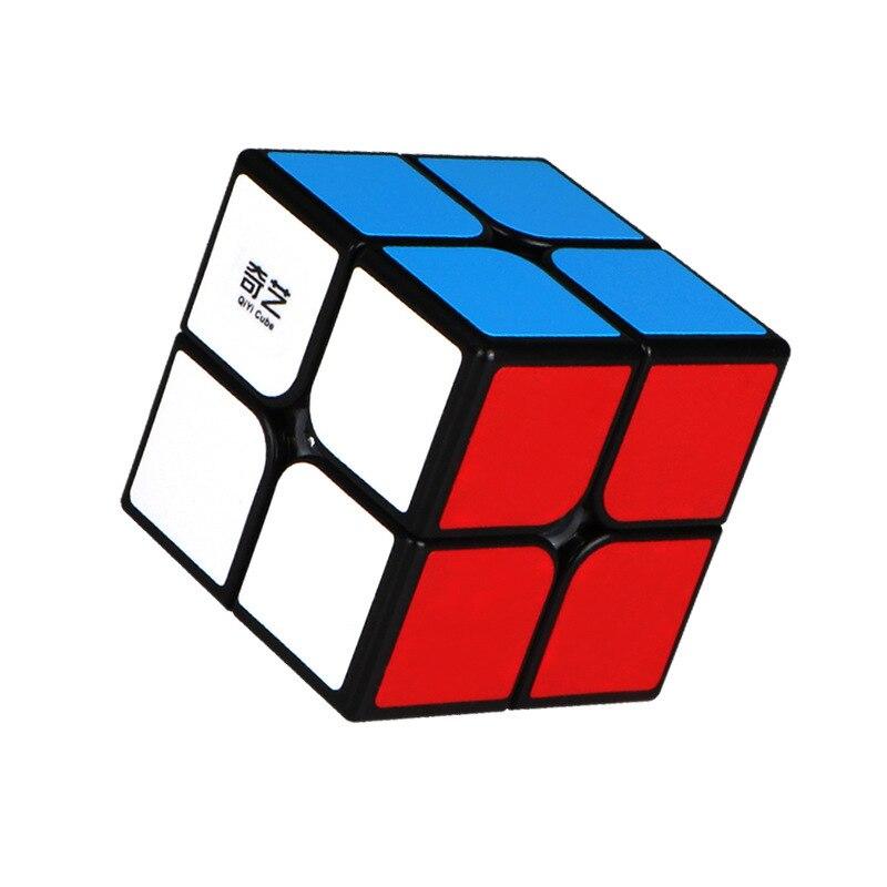Goede Kopen 2X2 Magic Cube 2 Door 50mm Speed Pocket Sticker