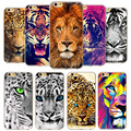 Case For Apple iPhone X 10 7 8 6 6s 7Plus 8Plus 5 5s SE Soft Silicone TPU Animal Tiger Lion Phone Cover Cases Capa Coque Fundas