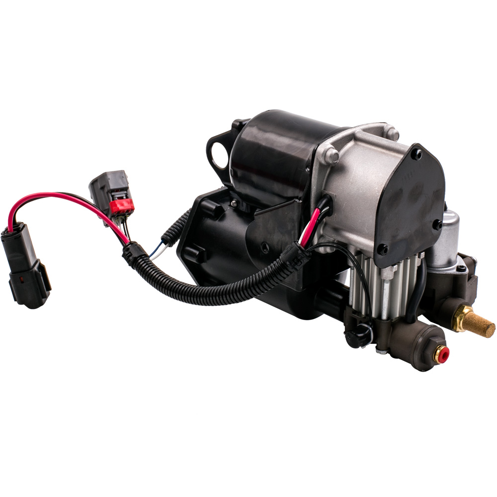 Air Suspension Compressor Fit for Land Rover Range Rover Sport LR025111 2003 AIR RIDE SUSPENSION COMPRESSOR PUMP