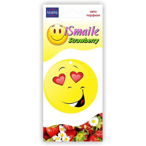 Flavor pendant RASH AMBRE * iSMAILe * STRAWBERRY (RSM-05)