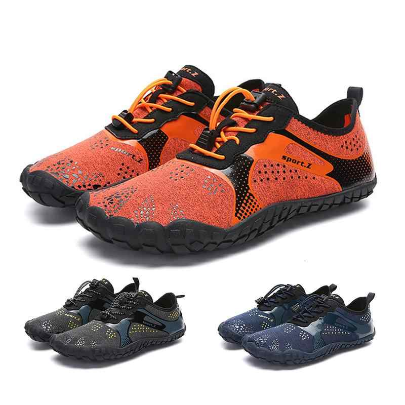 Quick Dry Beach Pool Running Hiking Shoes Barefoot Men Sports Exercise For Walking Swimming Diving Surf Yoga Sports Gear