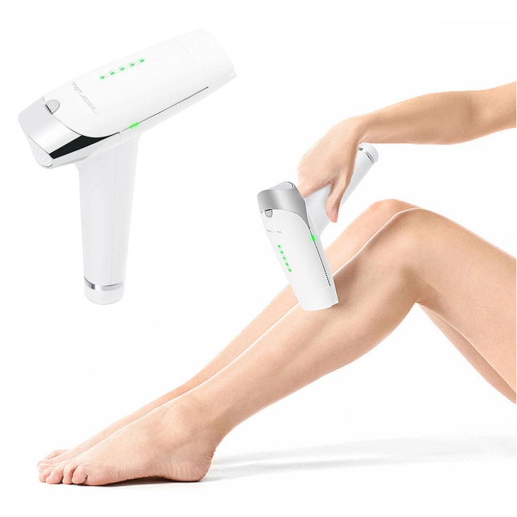 Фотоомоложение постоянное удаление волос 2-в-1 электрический все тело дома, путешествия безболезненно IPL лазерный эпилятор