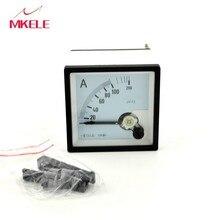 New Arrivals AC 72(COS 380V) Durable Ammeter Current Ampere Voltmet Resistance Meter Pointer Diagnostic-tool Tester China сигнализация ginzzu hs k02bl ver 2