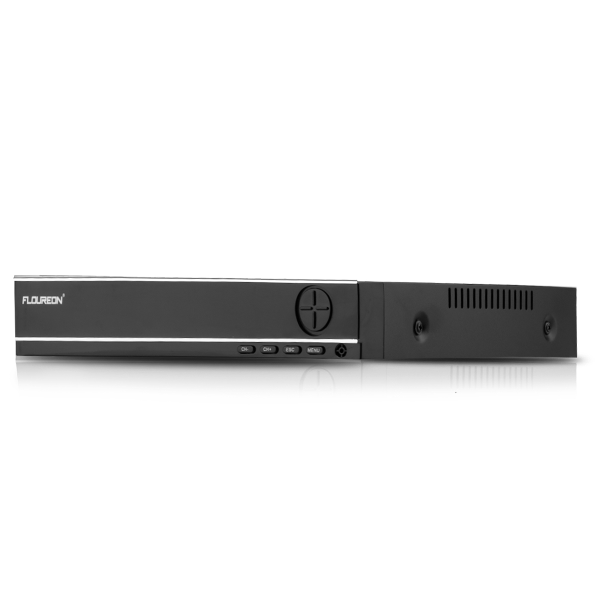 FLOUREON 5 IN 1 AHD DVR Unterstützung TVI/CVI/AHD/Analog/IP Kameras 8 Kanäle 1080N HDMI H.264 CCTV Sicherheit Video Recorder DVR