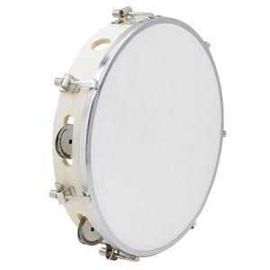 10 in Tambourine Capoeira Leat