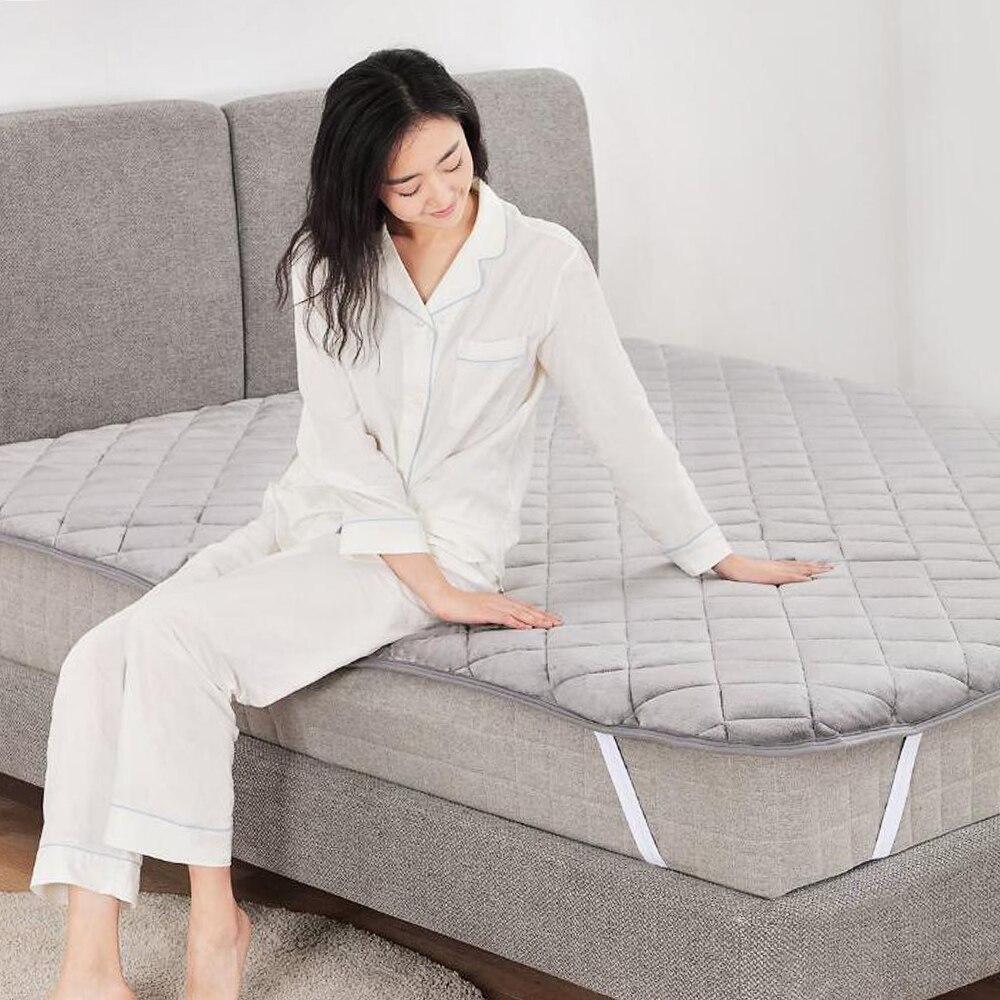 8H Anti-statique chaleur stockage matelas chaud lit Pad confortable respirant matelas hiver garder au chaud lit matelas