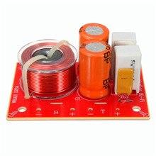 LEORY weah D224 Lautsprecher Frequenz Teiler 2 Weg Höhen Bass Bücherregal Lautsprecher Sound Stereo Crossover Modul