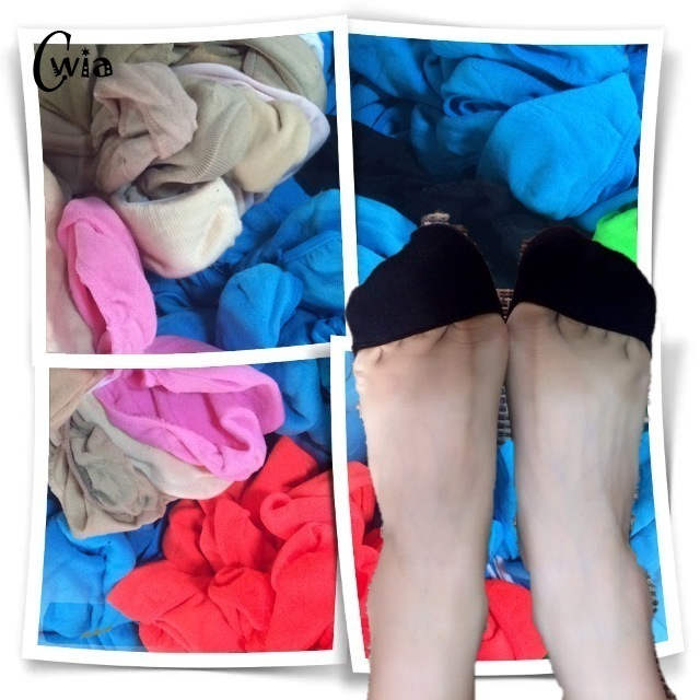 13 color Warm comfortable cotton girl women's socks ankle low female invisible  color girl boy hosiery  1pair=2pcs WS411