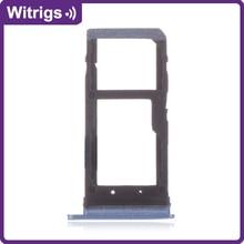 WITRIGS для htc U11 Sim держатель для карт Слот лоток для карт памяти Micro SD Замена