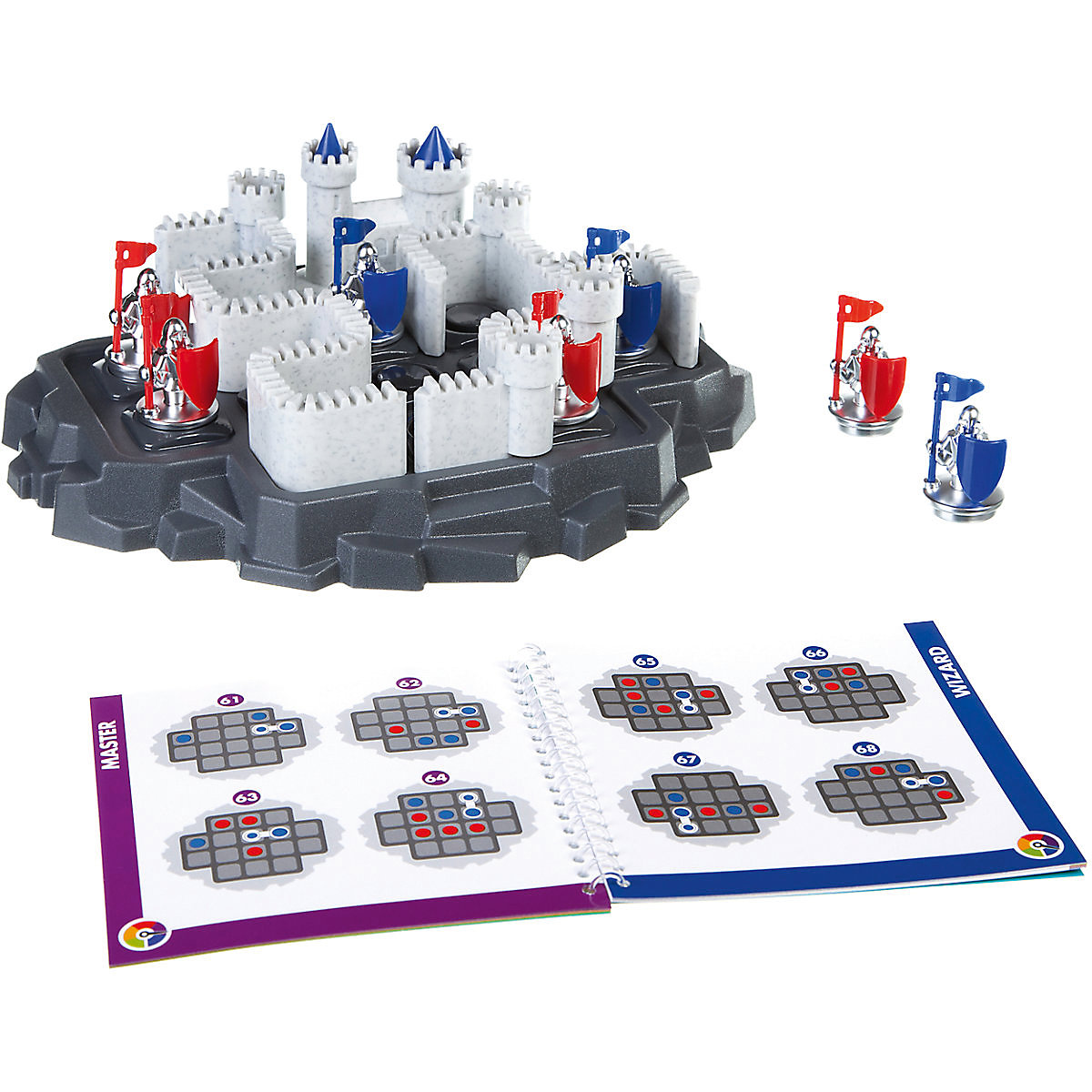 Фото - BONDIBON Party Games 7420003 educational toys puzzle game  toy creative diy assemble intelligent electric spider robot educational puzzle toy