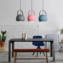 Modern Led Pendant Lights Lustre Loft Deco Art Living Room Luminaire Suspendu Kitchen Dinning Room Nordic Bar/Cafe Home Hanglamp все цены