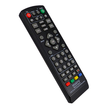 FULL HUAYU universal tv controle remoto controlador Dvb T2 remoto Rm D1155 sat receptor de televisão por satélite