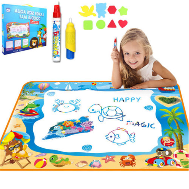2019 Kids Baby Toys Water Drawing Writing Painting Mat