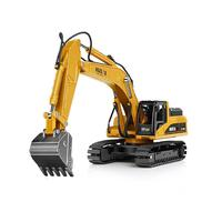 1:50 Alloy Truck Excavator Breaking Hammer Diecast Simulated Engineering Diecast, Model Simulated Vehicle Toys