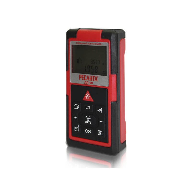 Rangefinder laser Resanta DL-60 blood pressure laser therapy watch cardiovascular therapeutic apparatus laser watch laser treatment