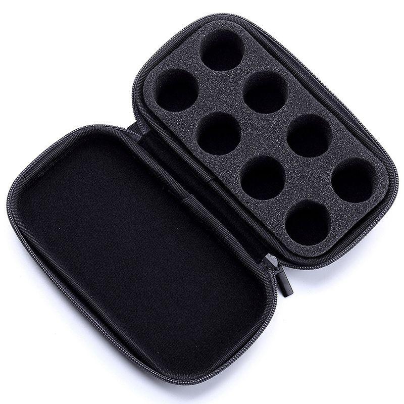 Onpartijdig Portable Draagtas Compatibel Koffie Capsules, Eva Hard Shell Beschermende Opslag Houder Bag Voor Reizen Wedstrijd