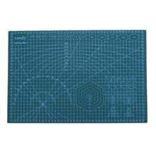 A3 коврик для резки ПВХ с двойным стороны самовосстановления Нескользящие резка «сделай сам» Доска лоскутный коврик ткани кожи Бумага инструменты для рисования
