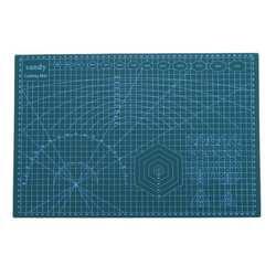 A3 коврик для резки ПВХ с двойным стороны самовосстановления Нескользящие резка «сделай сам» Доска лоскутный коврик ткани кожи Бумага