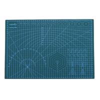 A3 tapete de corte pvc lado duplo auto cura não deslizamento diy placa de corte retalhos tecido couro artesanato papel diy ferramentas|Esteiras de corte| |  -