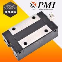 6pcs/lot MSA30S 100% Original PMI block MSA30S N MSA30SSSFCN linear guideway slider block bearings
