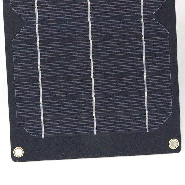 5V 1A USB Output Solar Charger  1