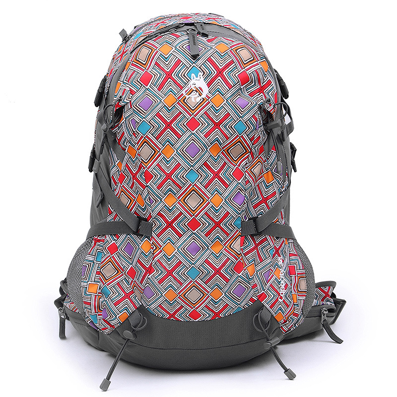 Mountaineering Backpack Waterproof Climbing Cycling Camping Travel Bag Rucksack Outdoor Sports Bag Molle Bag