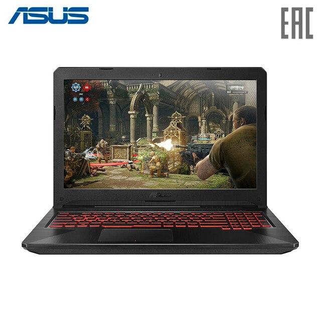 """Ноутбук ASUS ROG FX504GD Intel i7 8750H/16Gb/1Tb/No ODD/15.6"""" FHD IPS/NV GeForce GTX 1050 4Gb GDDR5/Camera/Wi-Fi/No OS/Metal (90NR00J3-M19190)"""