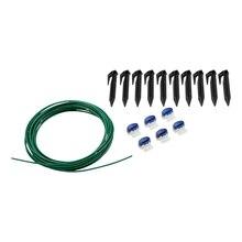 Набор ремонтный GARDENA 04059-20.000.00 (В комплект входит ограничительный провод - 5 м., клеммы - 6 шт., фиксаторы ограничительного провода - 10 шт.)