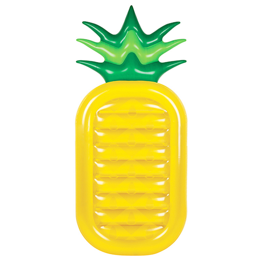 Big Size Pineapple Swimming Ring Inflatable Swim Pool Float For Child Adult Beach Water Toys Mattress Sea Party Hot Sales in Inflatable Bouncers from Toys Hobbies