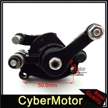 Front Right Side Disc Rotor Brake Caliper For Mini Gas Electric Go Kart