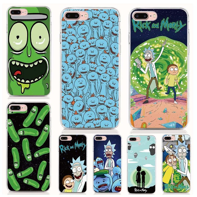 new products cc8fc 9d794 US $3.42 10% OFF For Google Pixel 3A 2 XL 2 XL 3 XL3 Soft Tpu Silicone Case  Print Rick and Morty Back Cover Protective Coque Shell Phone Cases-in ...