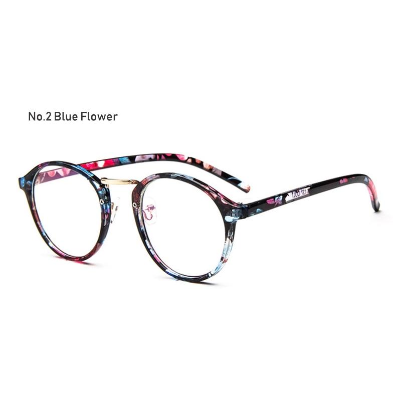 Fashion Vintage Transparent round glasses clear frame Women Spectacle myopia glasses Men Eye Glasses Frame nerd optical frame in Men 39 s Eyewear Frames from Apparel Accessories