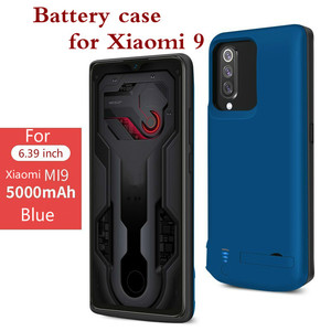 New 5000mAh Battery Case For X