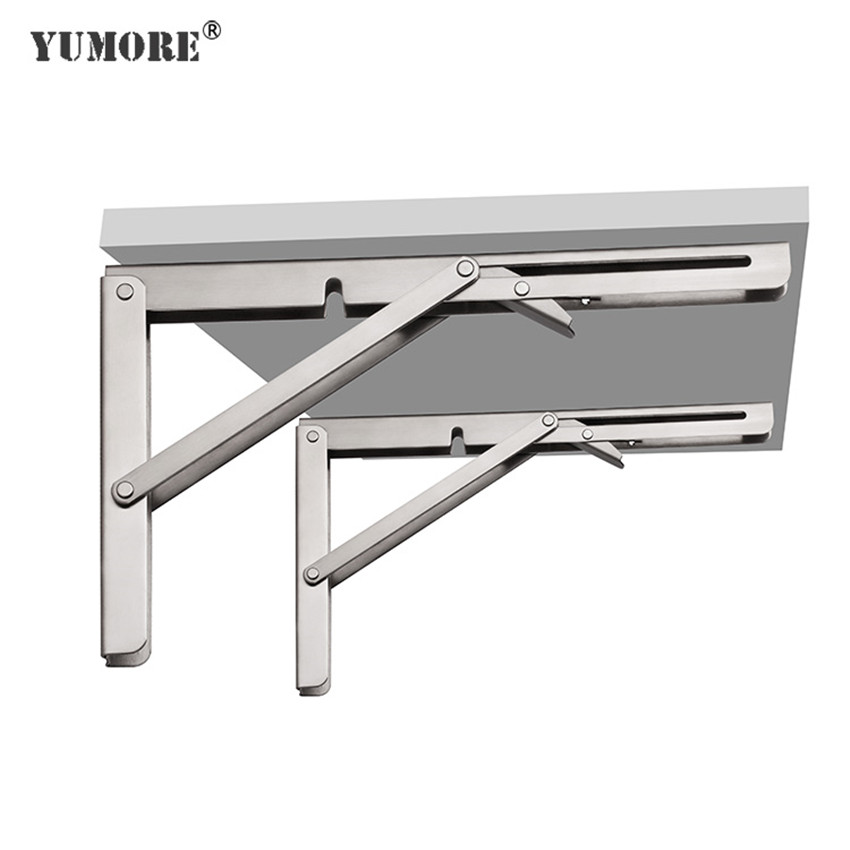 Free Shipping Heavy Duty Stainless Steel metal iron Wall Brackets