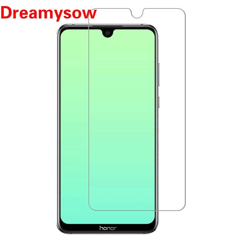2.5D Screen Protector Honor 8X Max 10 Lite 7C 5.7 Film Tempered Glass for Huawei Nova 3 3i Mate 20X 20 Lite Y9 2019 Magic2