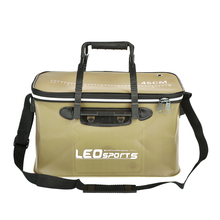 Fishing-Bag Bucket Case LEO Hiking Outdoor Pesca with Handle for Folding Portable 40cm/45cm